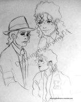 Mj-Sketches by Ernelle