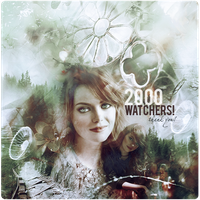 2000 watchers! by Carllton