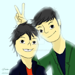 Hamada Brothers by N0R4G4M4