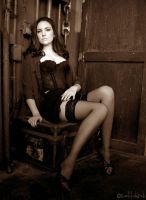 kim in sepia by scottchurch