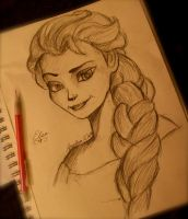 Elsa by Ravensitema