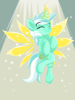 Angelic Wings Lyra by FrenchyToastyy