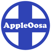 AppleOosa Railroad Logo by Spacek531