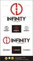 Infinity i Power Logo Template - Graphicriver by Changyik