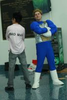 AX2010 Vegeta by ComplexityAndPassion