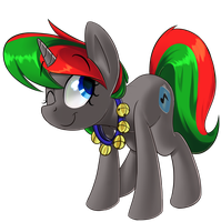 Commission: 7up Pony by January3rd