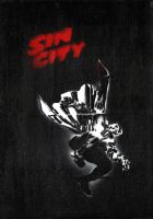 Marv - Sin City by Menco