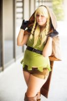 Dragon's Crown Elf 2 by Feywilde