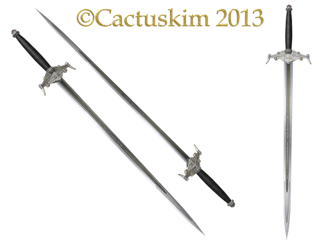 Long Sword_KL by cactuskim