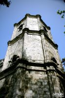 Pagbilao Church Bell Tower by vhive