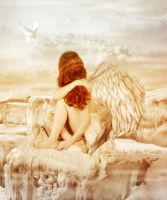 Angel Above by debzdezigns-lamb68