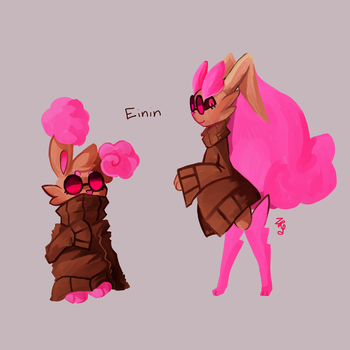 REFERENCE: Einin by ZorroRave