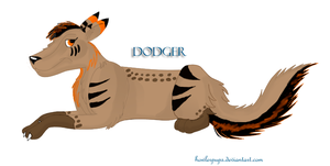 Dodger-Adult Look by HowlerPups