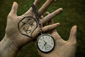 running out of time by Sabathe