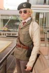 Kazuhira Miller Cosplay (MGS: The Phantom Pain) by DuxDante