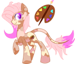 50PonyChallenge-  23# Paint :CLOSED: by XantaL-XGB
