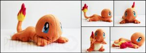 Charmander 'Pokenie' by paperhana