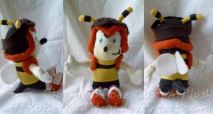 Plush - Charmy Bee by tcat