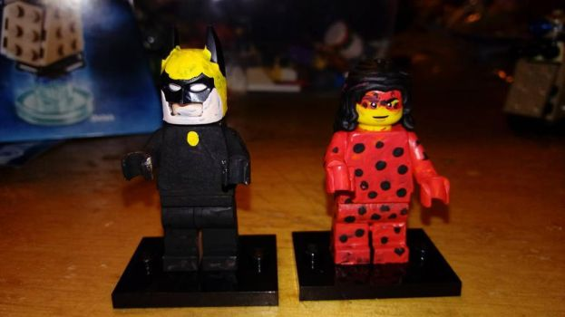 Miraculous Lego Custom by pieclown