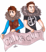 Collar Cult For Life by im-a-nobody