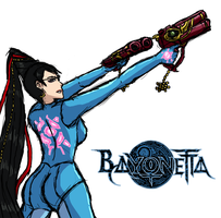 Bayonetta DLC pls by dklproductions