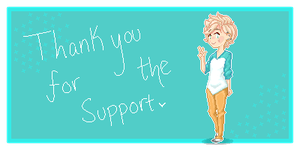 Thanks for watching me! (plz read description) by Zivara