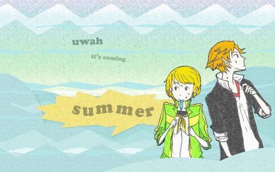 P4: summer wallie by dehdwood