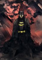 The batman - better jaw by Zedig