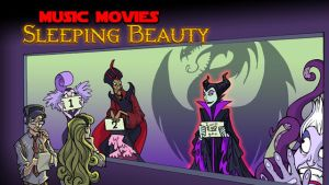 Music Movies- Sleeping Beauty by Namingway