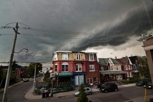 Crazy Storm Clouds by shayne-gray