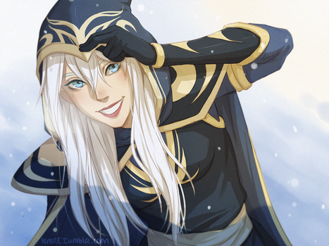Ashe by nymre