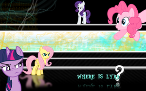 FiM: Where is Lyra? by M24Designs
