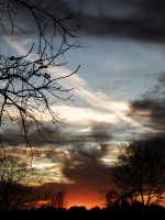 .sky.on.fire. by witchlady750