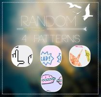 +RandomPatterns by LittleHoneyMoney