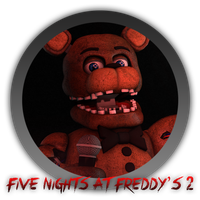 Five Nights At Freddy's 2 - Icon by Blagoicons
