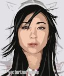 Utada - Easy Breeze Vector by Claud