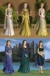 The Wives of the Titans by TFfan234
