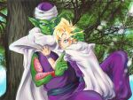 piccolo and gohan by Lairam