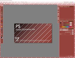 PS CS4 Edition FT - Red by Ztitus