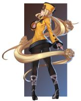 Millia by doghateburger