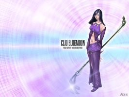 Clio Bluemoon - FFMD by Wiccio