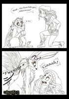 Do Not Approach the Wildlife by Boxjelly1
