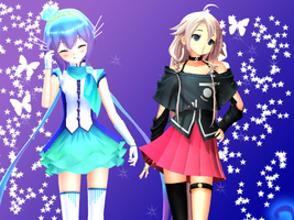 Vocaloid 3 by KagaminePC