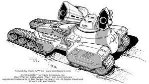 Battletech: Carnivore by Mecha-Zone