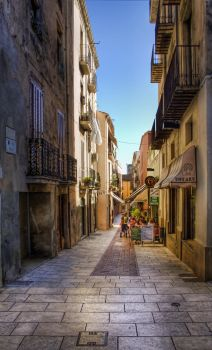 Carrer Magre by b-82-photography