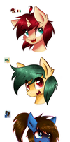 Icons by Vulpessentia