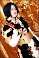 Trinity Blood - fatal smile by YoruNoYami