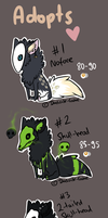 Adopts 4 by Darkside-Cookie