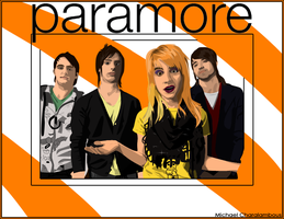 Paramore by m-charalambous