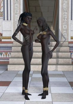 Egypt Dancer 6 by beedoll